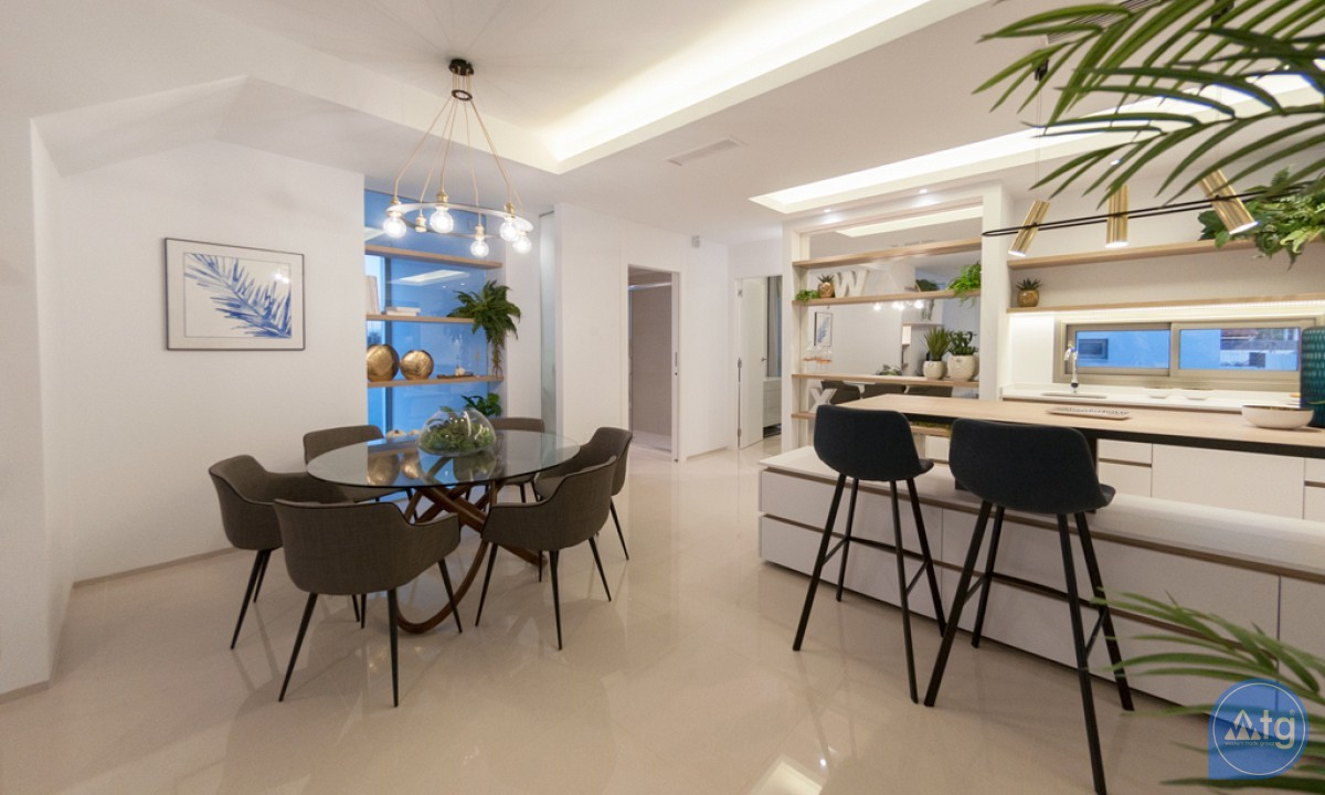 3 bedroom Apartment in Torrevieja  - AG4295 - 3