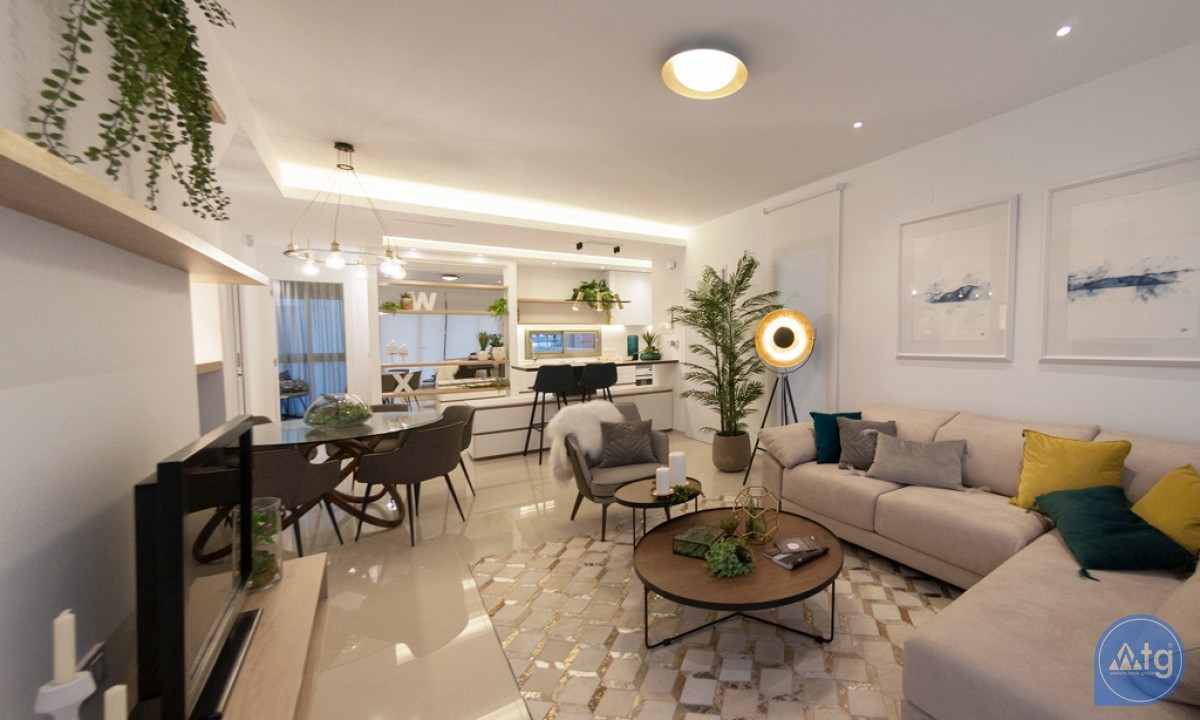 3 bedroom Apartment in Torrevieja  - AG4295 - 4