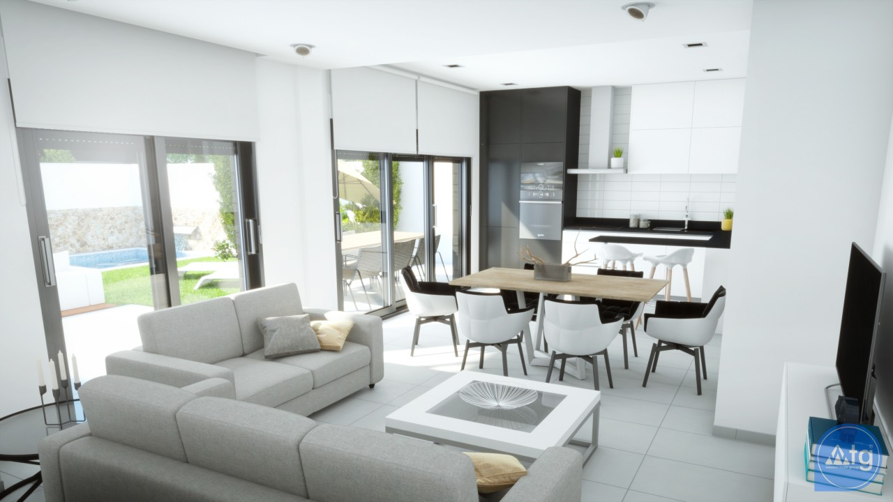 4 bedroom Apartment in Torrevieja  - AG4244 - 11