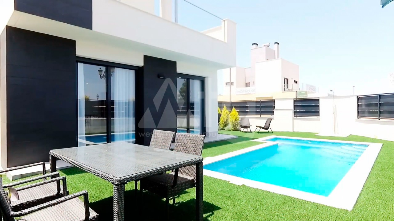 4 bedroom Apartment in Torrevieja  - AG4244 - 2