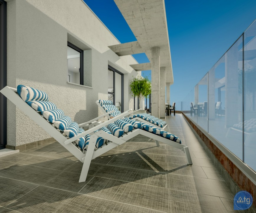 3 bedroom Apartment in Torrevieja  - AG9409 - 12