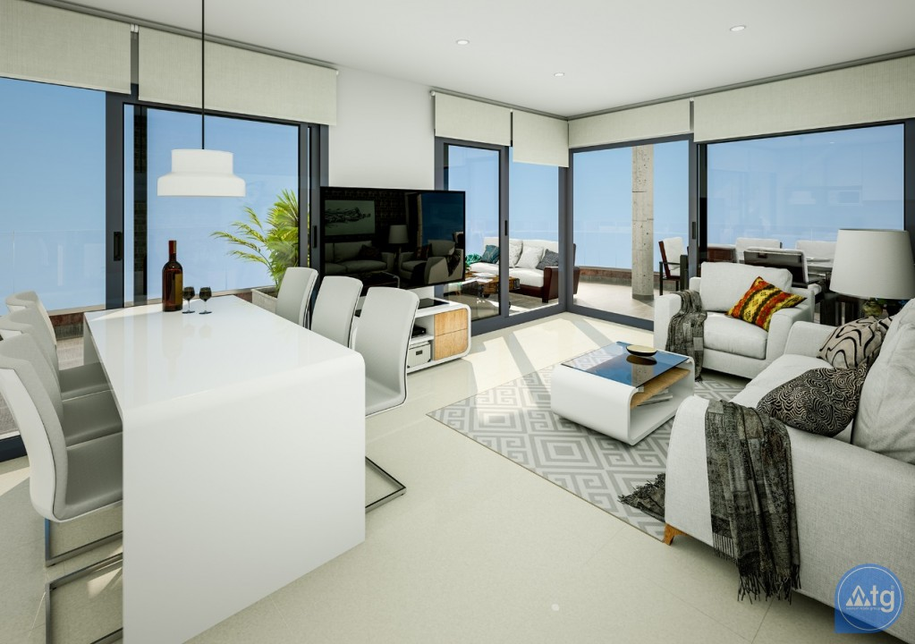 3 bedroom Apartment in Torrevieja  - AG9409 - 2