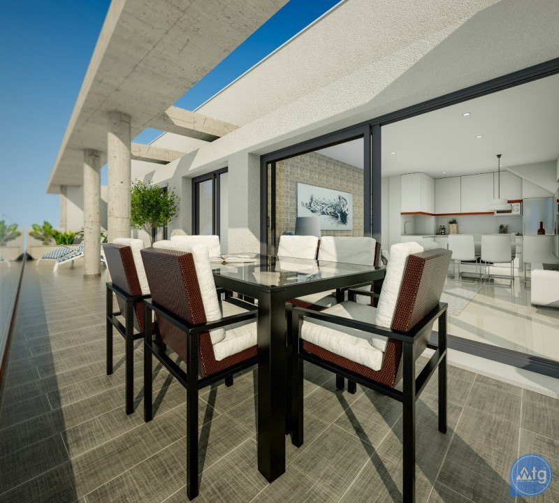 3 bedroom Apartment in Torrevieja  - AG9409 - 8