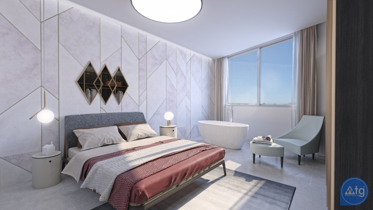 3 bedroom Apartment in Torrevieja - AG9542 - 4