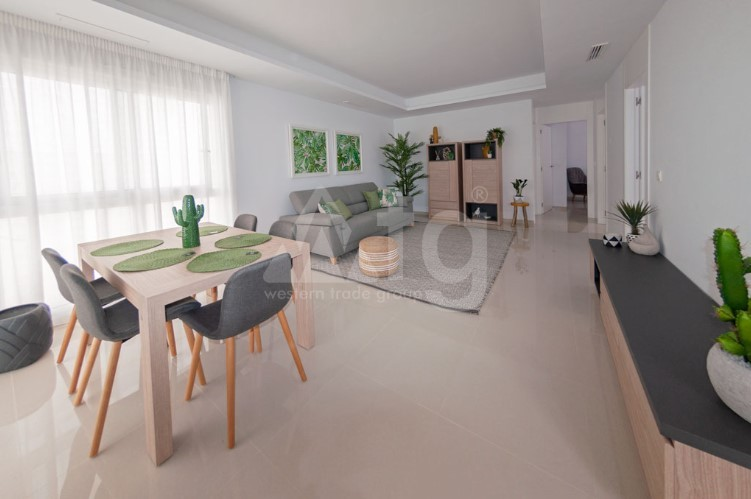 3 bedroom Apartment in Torrevieja - ARCR0486 - 2