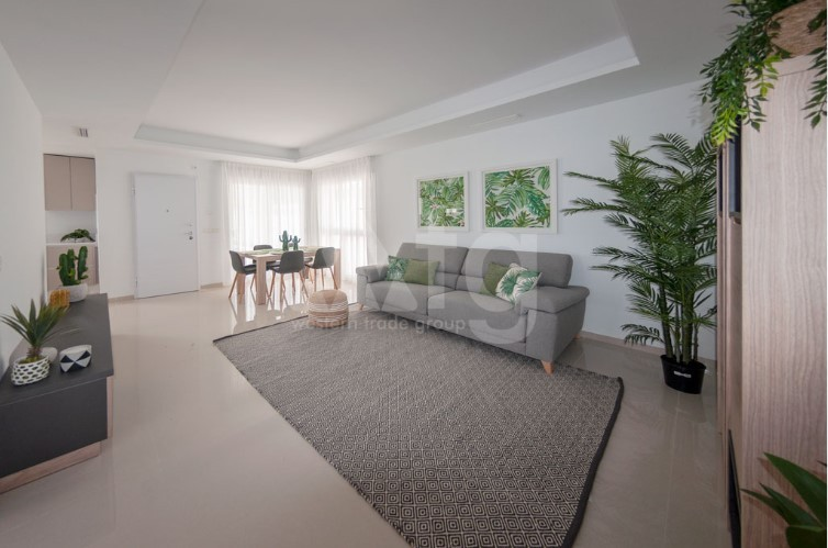 3 bedroom Apartment in Torrevieja - ARCR0486 - 3