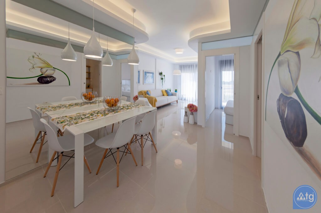 3 bedroom Apartment in Torrevieja  - ARCR0487 - 3