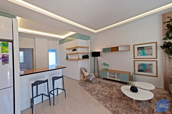 3 bedroom Apartment in Torrevieja  - ARCR0487 - 7
