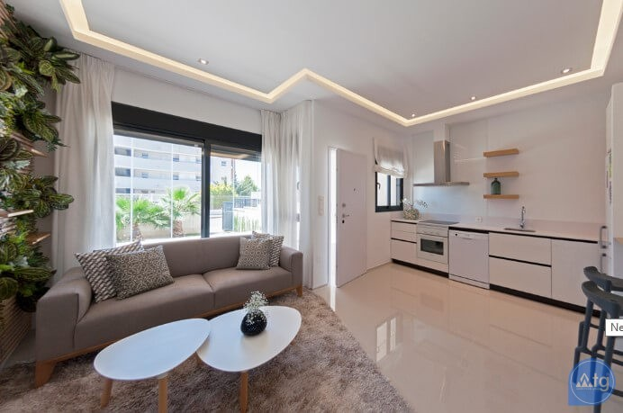 3 bedroom Apartment in Torrevieja  - ARCR0487 - 8