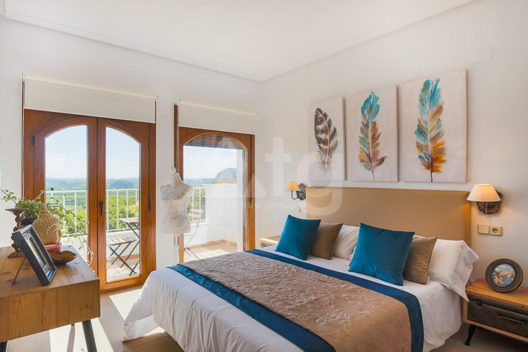3 bedroom Apartment in Villajoyosa  - VLH118563 - 15