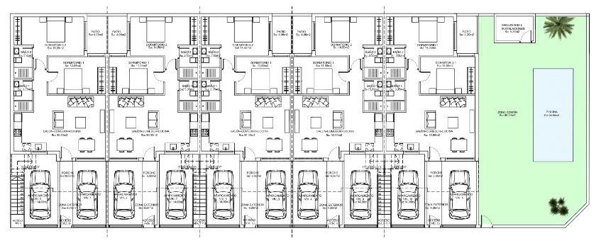 2 bedroom Apartment in Playa Flamenca - TR7306 - 16