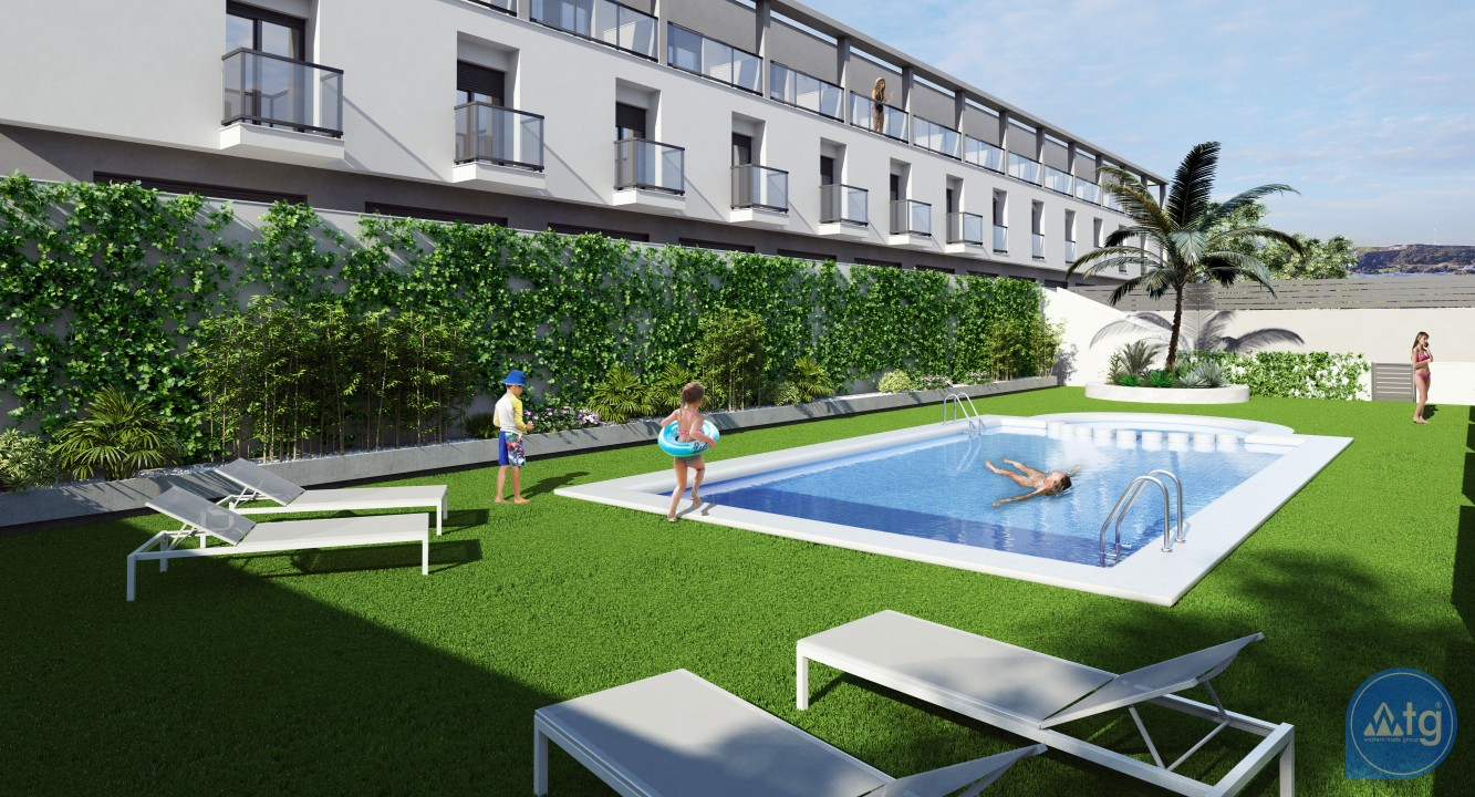 2 bedroom Apartment in Villamartin - TM6691 - 1