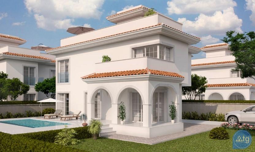 2 bedroom Duplex in Orihuela - ARCR0483 - 1