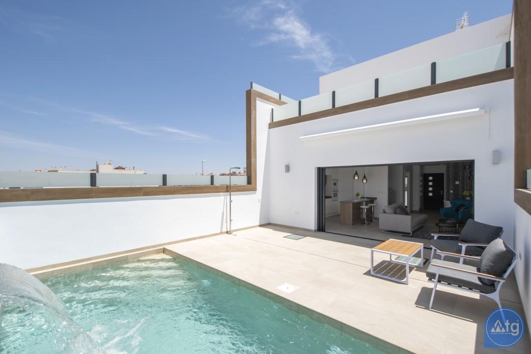 3 bedroom Duplex in San Miguel de Salinas  - SM6049 - 4
