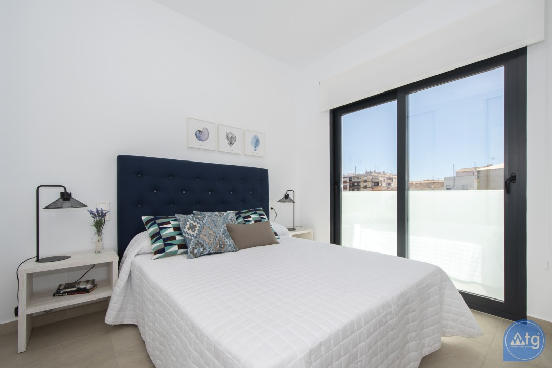 3 bedroom Duplex in San Miguel de Salinas  - SM6049 - 9