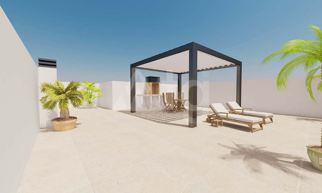 3 bedroom Villa in El Fondó de les Neus - CN8056 - 2