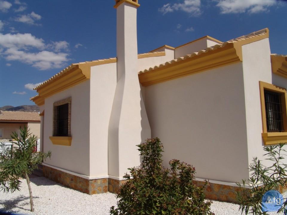 3 bedroom Villa in El Fondó de les Neus - CN8056 - 20