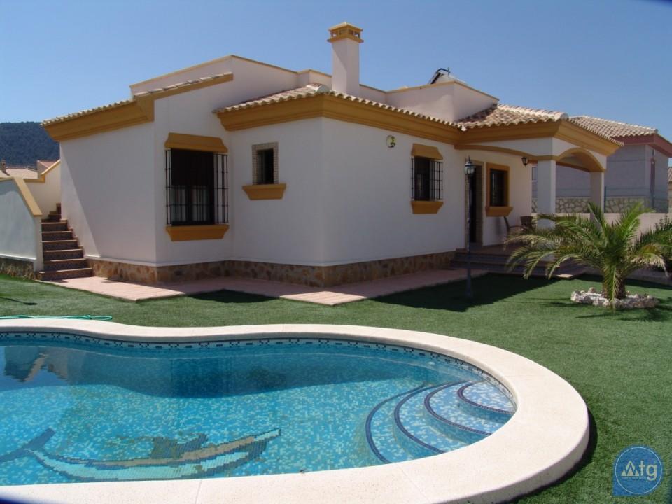 3 bedroom Villa in El Fondó de les Neus - CN8056 - 23