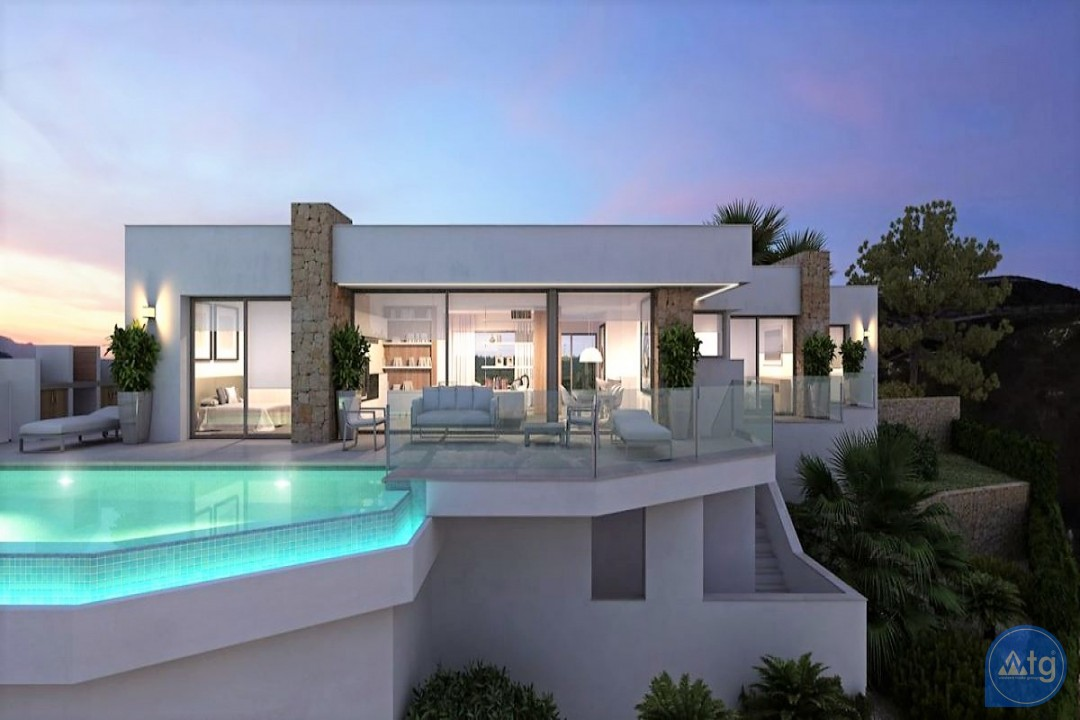 3 bedroom Villa in Polop  - PPV118229 - 1