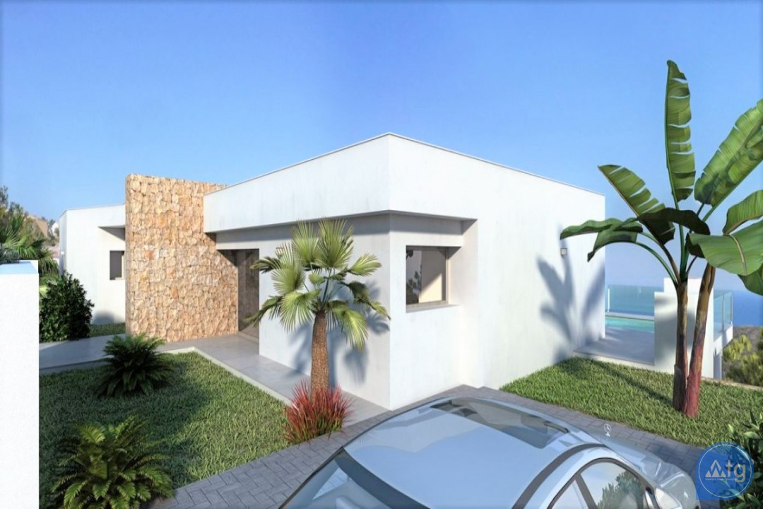 3 bedroom Villa in Polop  - PPV118229 - 4