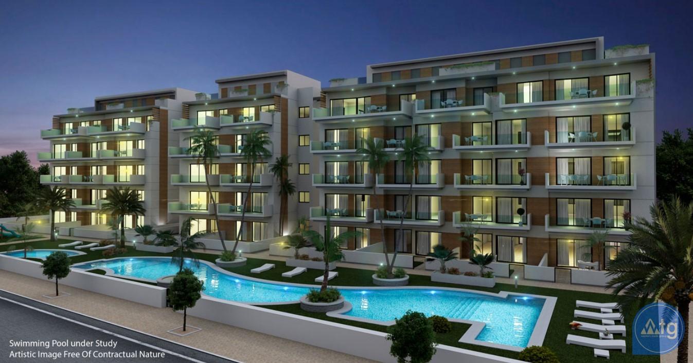 1 bedroom Apartment in Torrevieja - ARCR0492 - 5
