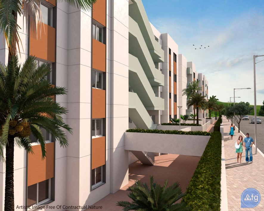 1 bedroom Apartment in Torrevieja - ARCR0492 - 7