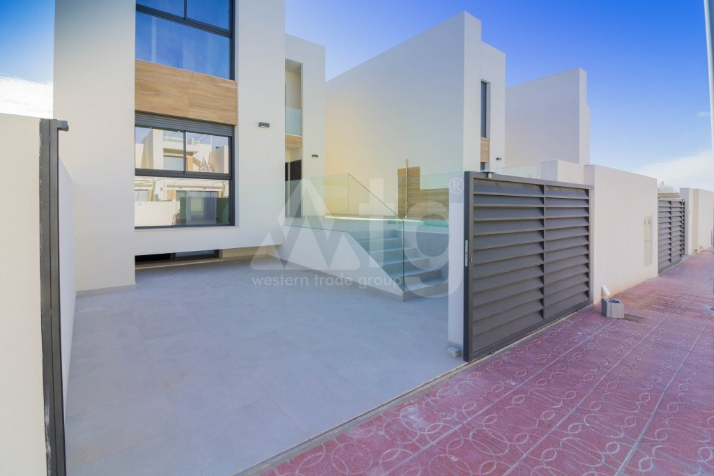 3 bedroom Apartment in Torrevieja  - AG9180 - 2