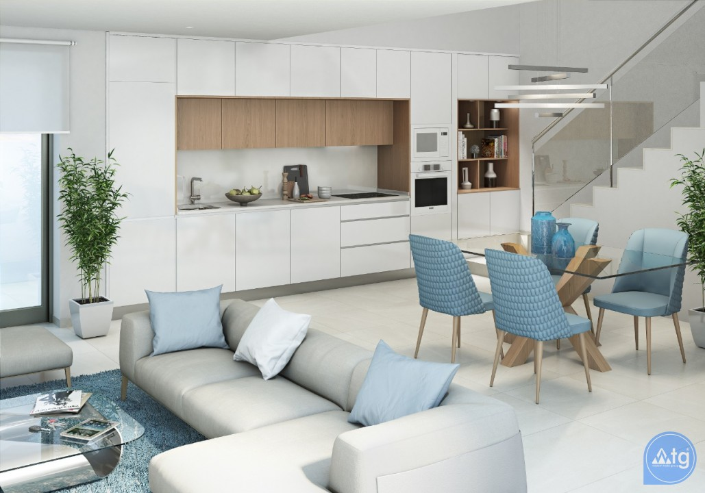 3 bedroom Apartment in Torrevieja  - AG9180 - 7