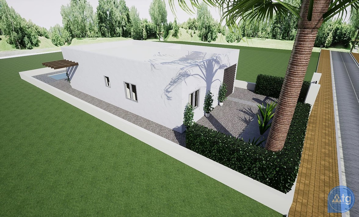 2 bedroom Apartment in Torrevieja  - AG4190 - 3
