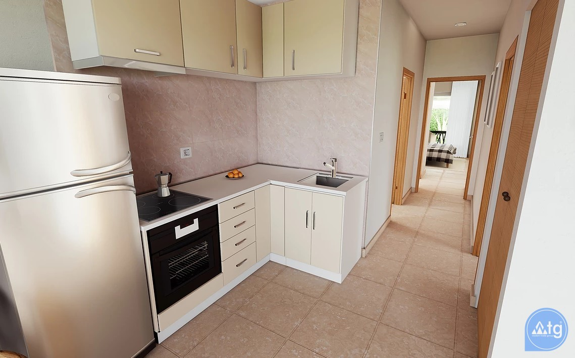 2 bedroom Apartment in Torrevieja  - AG4190 - 8