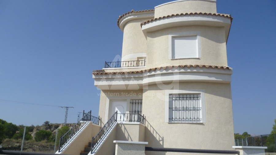 2 bedroom Apartment in Torrevieja - AG2799 - 1