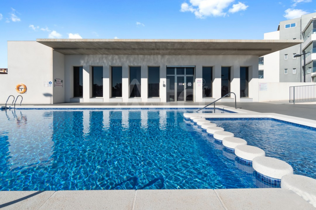 2 bedroom Apartment in Dehesa de Campoamor - TR7287 - 17