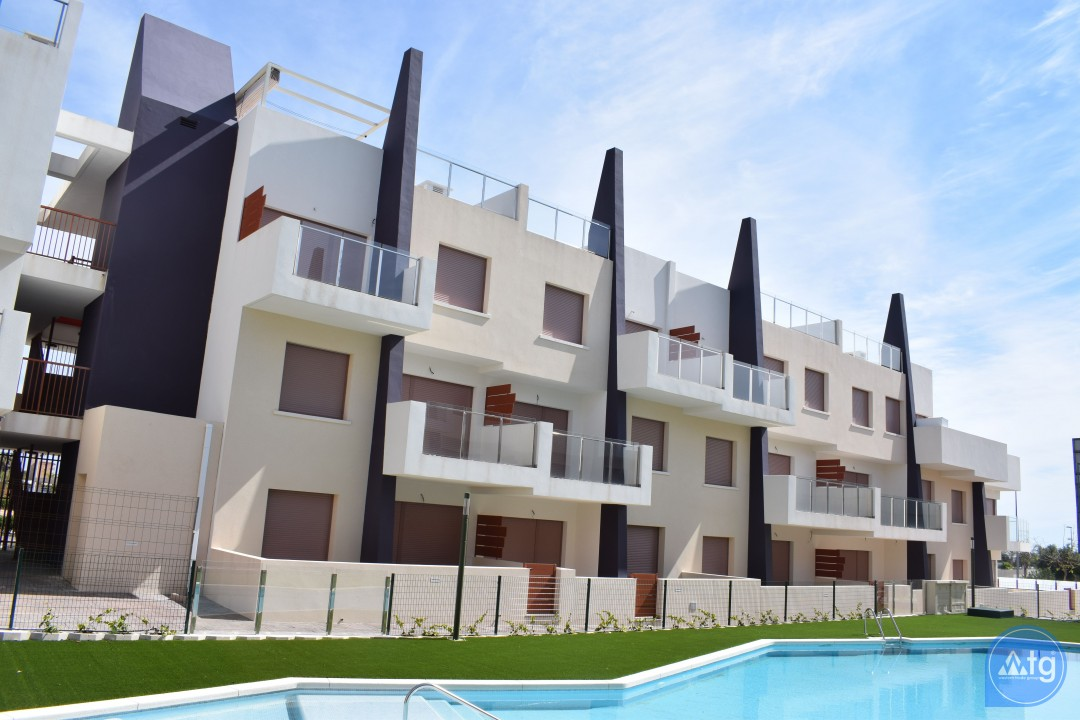 1 bedroom Apartment in Torrevieja - AG4341 - 1