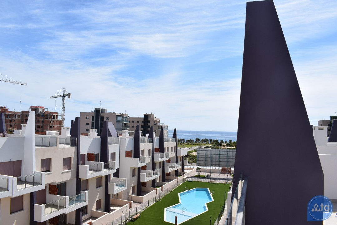 1 bedroom Apartment in Torrevieja - AG4341 - 2