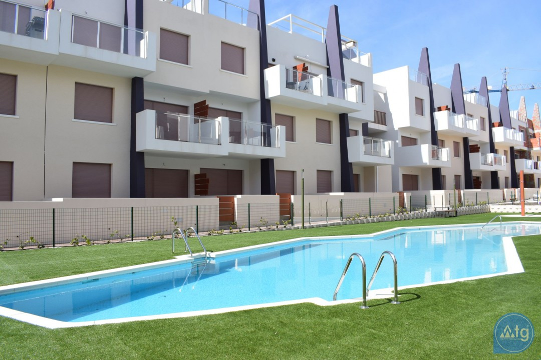 1 bedroom Apartment in Torrevieja - AG4341 - 3