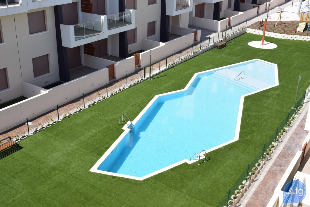1 bedroom Apartment in Torrevieja - AG4341 - 4