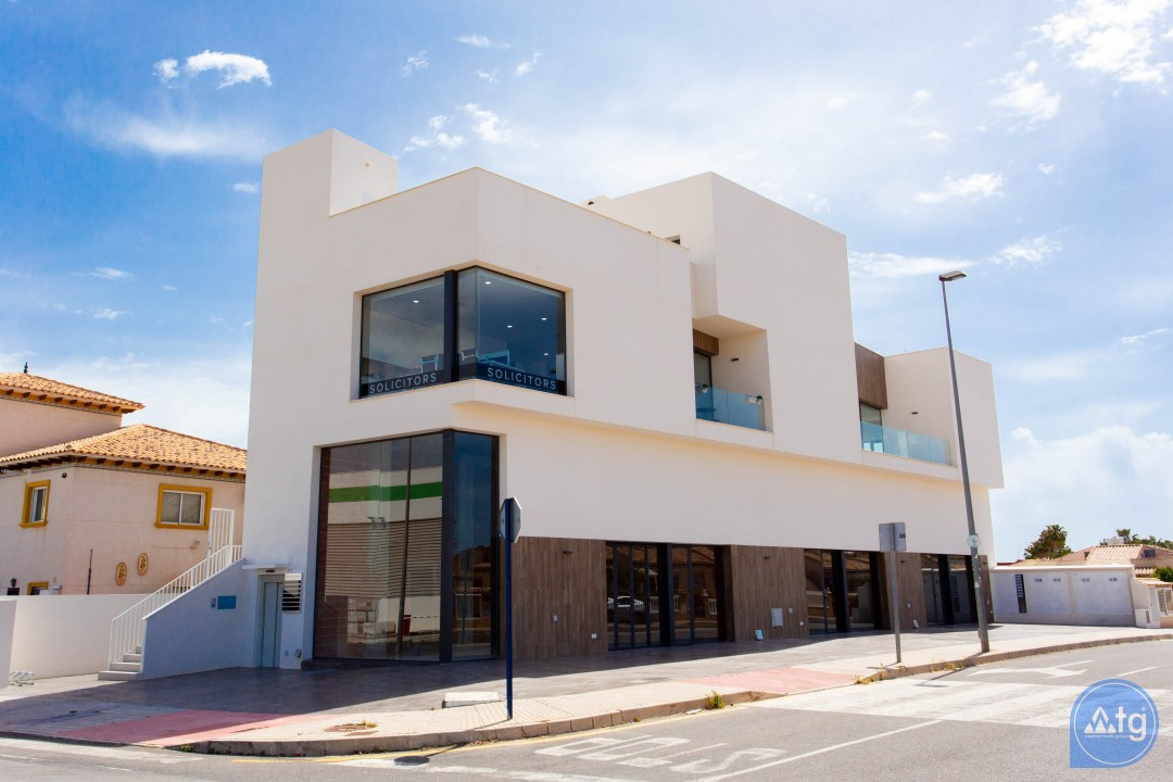 3 bedroom Apartment in Torrevieja - AG9105 - 1