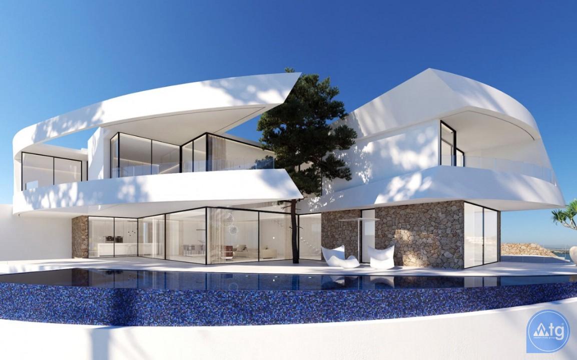 3 bedroom Penthouse in Dehesa de Campoamor - AG2019 - 1