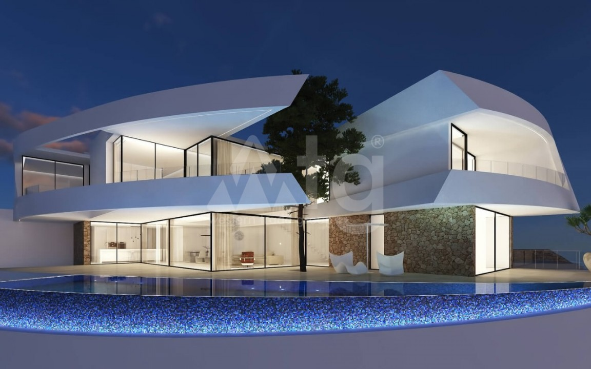 3 bedroom Penthouse in Dehesa de Campoamor - AG2019 - 2
