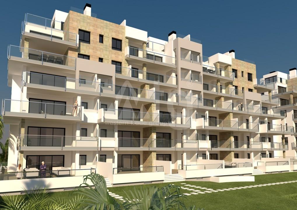 3 bedroom Penthouse in Dehesa de Campoamor - TR7293 - 14