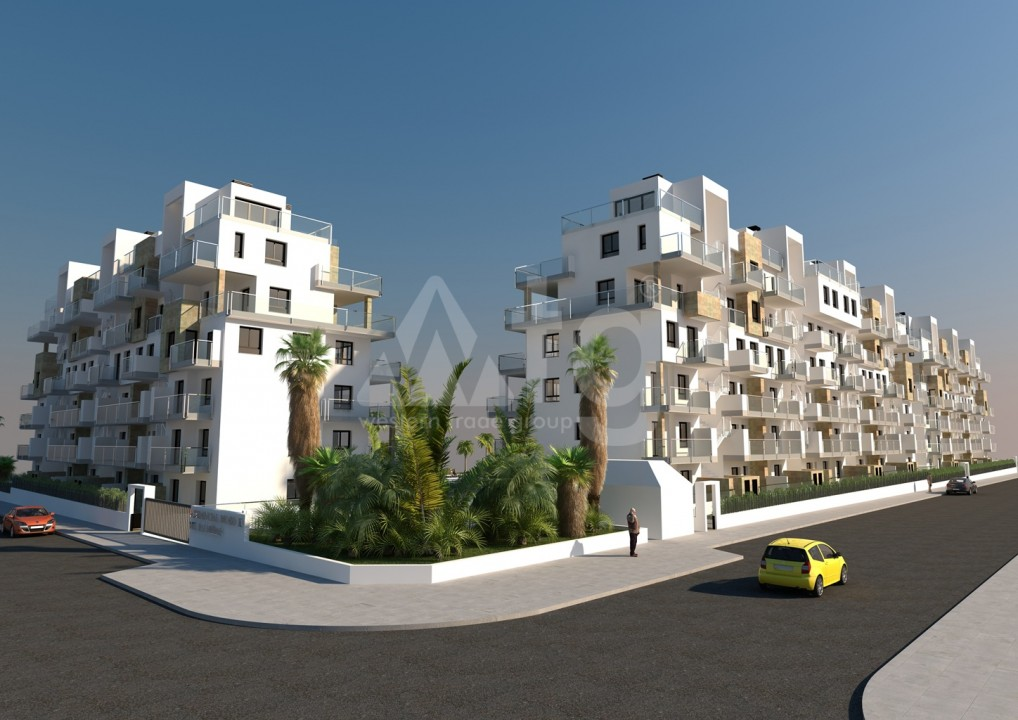3 bedroom Penthouse in Dehesa de Campoamor - TR7293 - 17