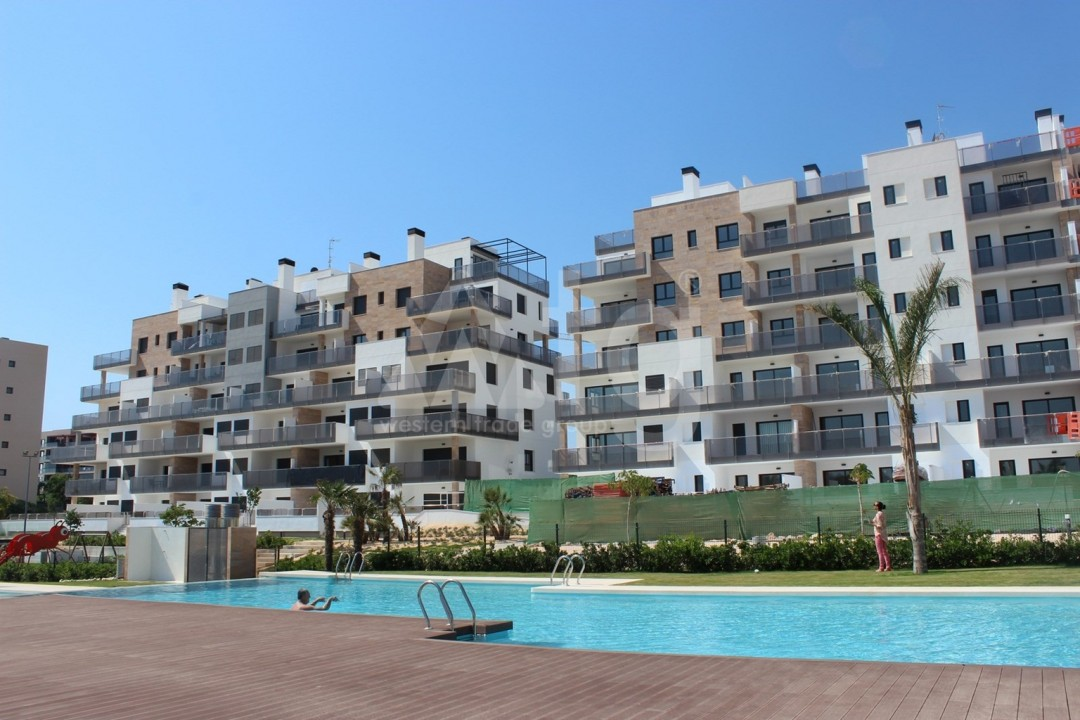 3 bedroom Penthouse in Dehesa de Campoamor - TR7293 - 2