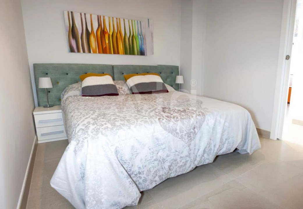 2 bedroom Penthouse in Finestrat - CAM115006 - 8