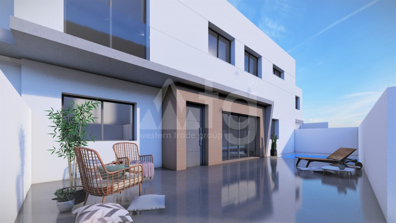 3 bedroom Penthouse in Gran Alacant  - IHA118860 - 3