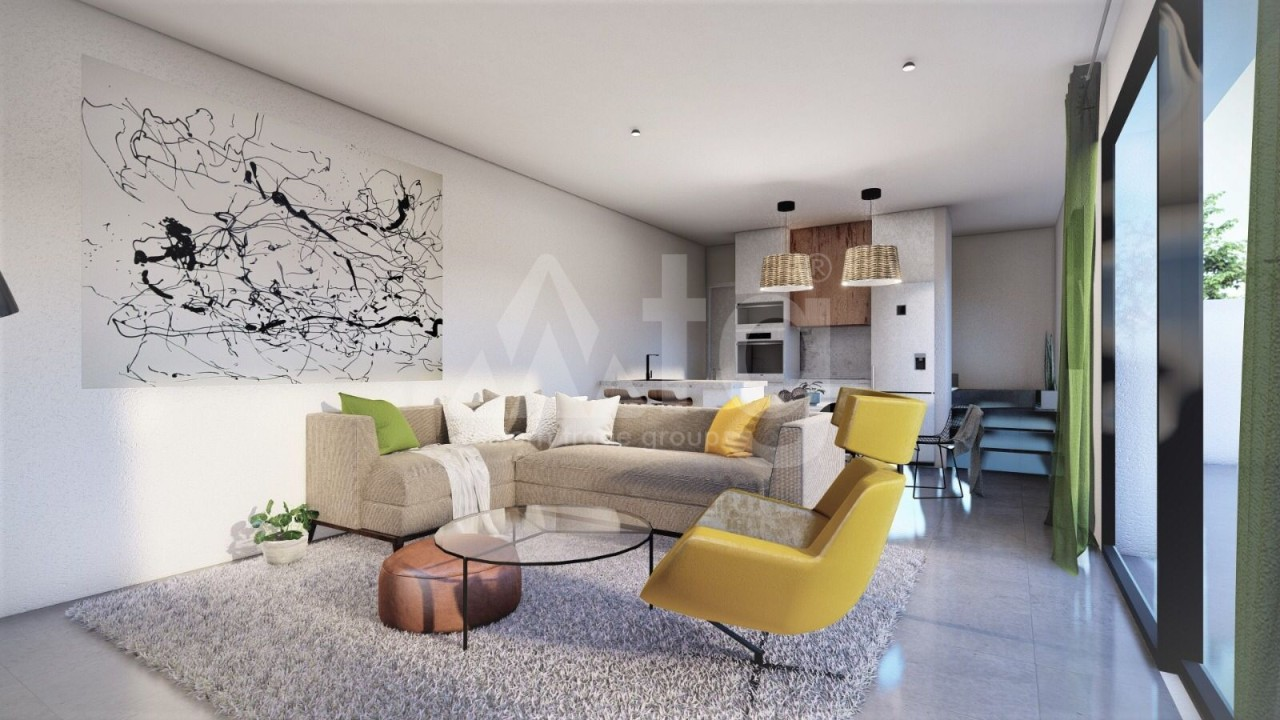 3 bedroom Penthouse in Gran Alacant  - IHA118860 - 4