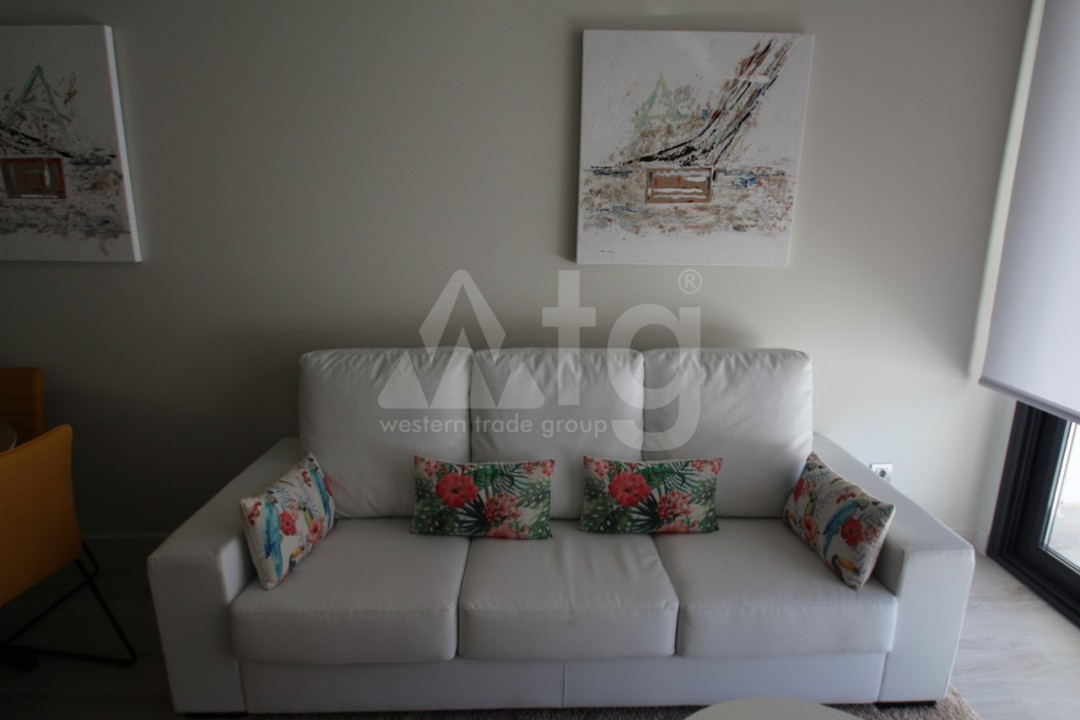 2 bedroom Penthouse in Guardamar del Segura - AGI5962 - 16
