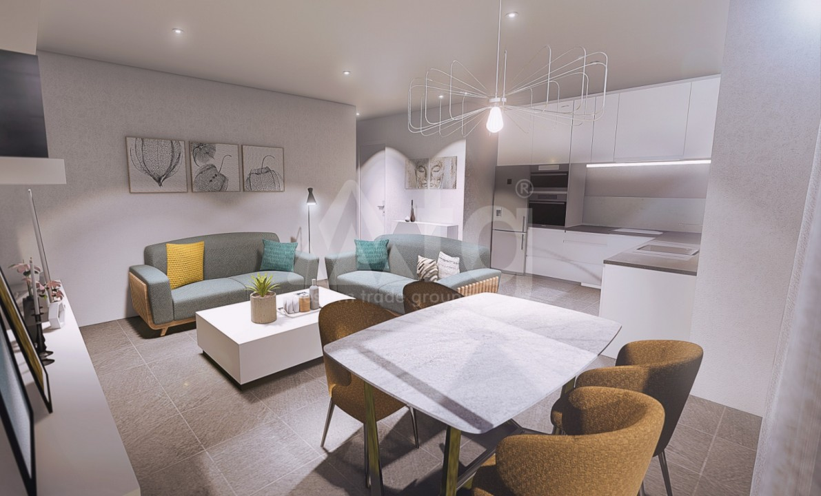 2 bedroom Penthouse in San Pedro del Pinatar  - GU114778 - 20