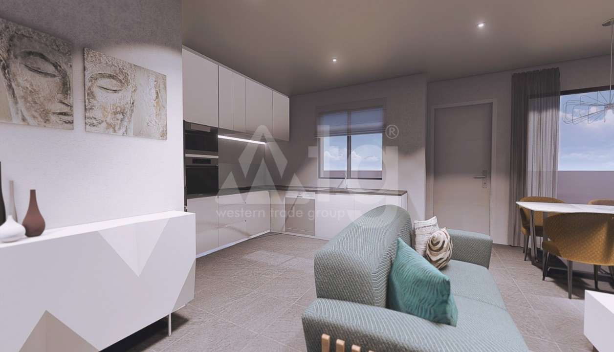 2 bedroom Penthouse in San Pedro del Pinatar  - GU114778 - 21