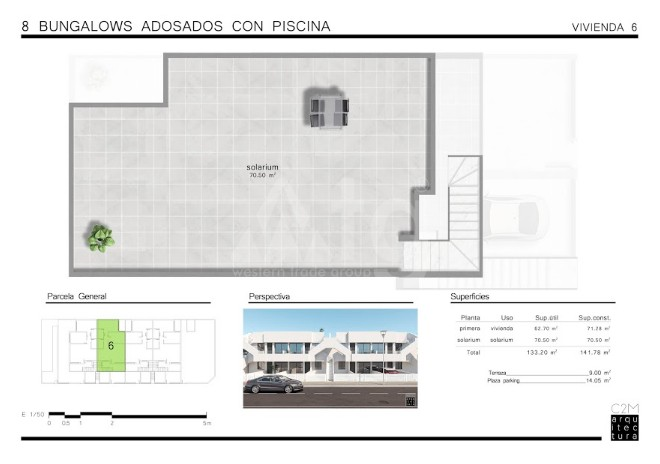2 bedroom Penthouse in San Pedro del Pinatar  - GU114778 - 23