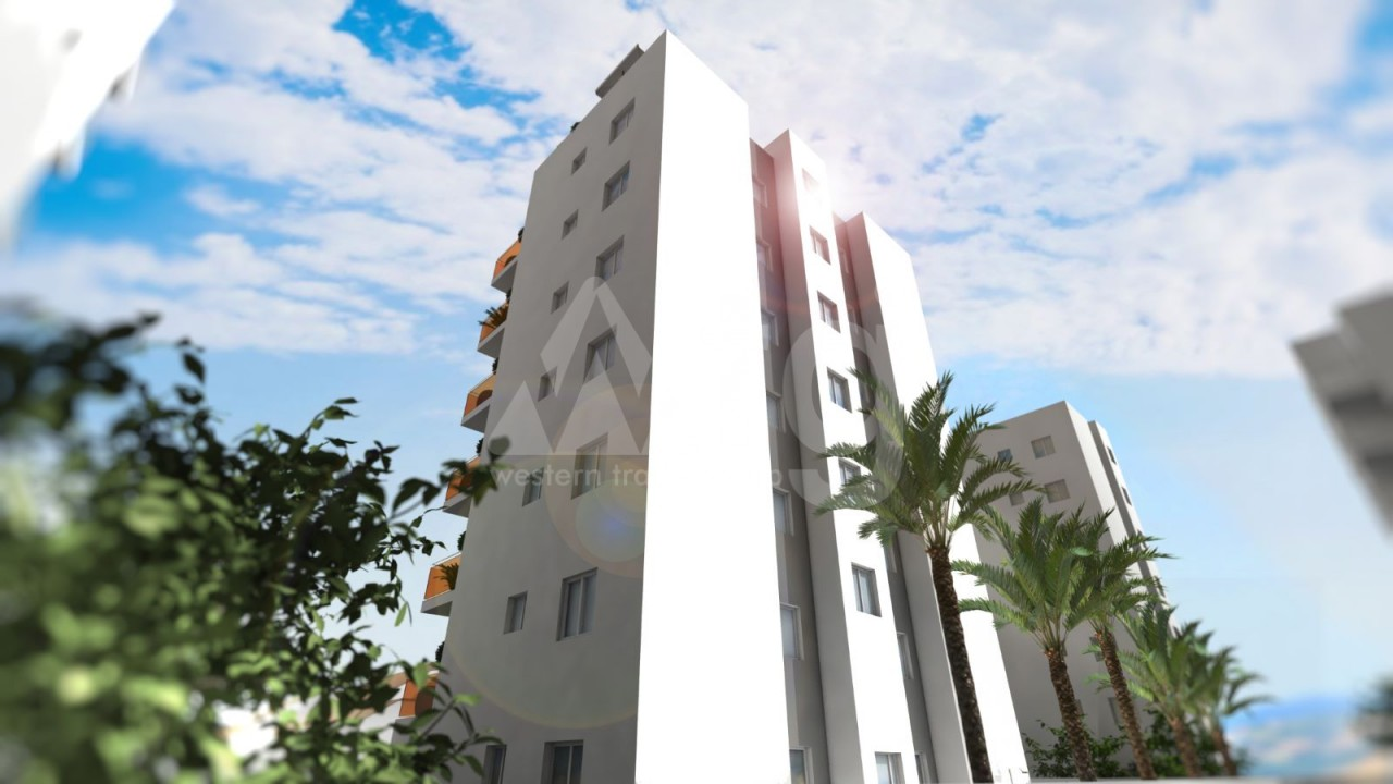 2 bedroom Penthouse in Torrevieja  - AG2927 - 16